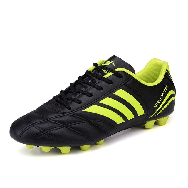 Hot Sale Cheap Soccer Shoes Male Outdoor Sports Breathable Boy Football Boots 2019 Summer New Listing Kids Football Shoes Child - SuRegaloExpress