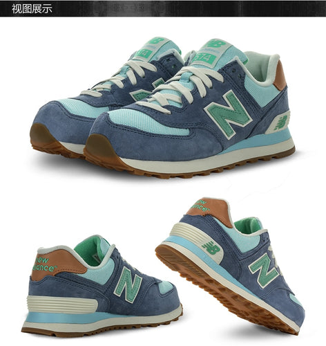 High Quality NEW BALANCE men's shoes  retro Badminton Shoes - SuRegaloExpress