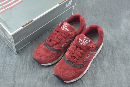 NEW BALANCE 999 New Autumn and Winter  Men's  Badminton Shoes