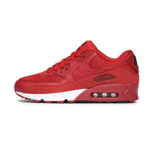 Original authentic NIKE AIR MAX 90 men's running shoes classic outdoor wear sports shoes comfortable breathable 537384-128