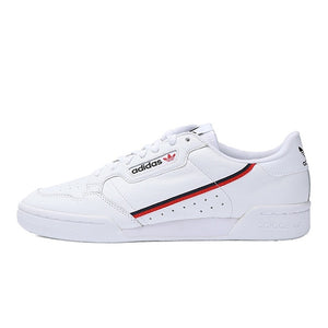 Official Adidas Brand Original Continental 80 Rascal Skateboarding Shoes Sneakers Sports Breathable Hard-Wearing Light B41672