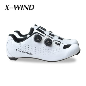 road bike shoes lock cycling shoes men racing road bike bicycle
