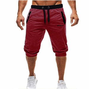 Muscle Aesthetics 2018 Men's Casual Summer Shorts Sexy Sweatpants Male Fitness Bodybuilding Workout Man Fashion Short pants - SuRegaloExpress