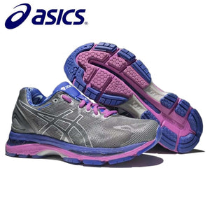 2019 ASICS GEL-KAYANO 19 T750N-9093 Original New Arrival Official Asics Women's Sneakers Portable Outdoor Athletic shoes - SuRegaloExpress