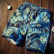Cargar imagen en el visor de la galería, Shorts Men 2019 Summer Bermuda Shorts Fashion Loose Men'S Printed Shorts Brand New Beach Comfortable Quick Dry Short Male 4XL