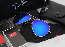 Cargar imagen en el visor de la galería, Classic 2019 RayBan RB3025 Aviator Men Sunglasses Classic Polarized Sunglasses Men Women Driving Pilot Sunglasses RB3025 - SuRegaloExpress
