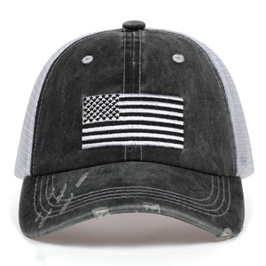 American flag embroidery cap men women - SuRegaloExpress