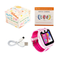 Cargar imagen en el visor de la galería, Waterproof Children smartwatch SOS Emergency Call LBS Security