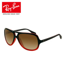 Cargar imagen en el visor de la galería, Original RayBan Brand RB4162 Glassess RayBan Men/Women Retro Sunglasses Square Classic Men Shades UV Protection Sunglasses