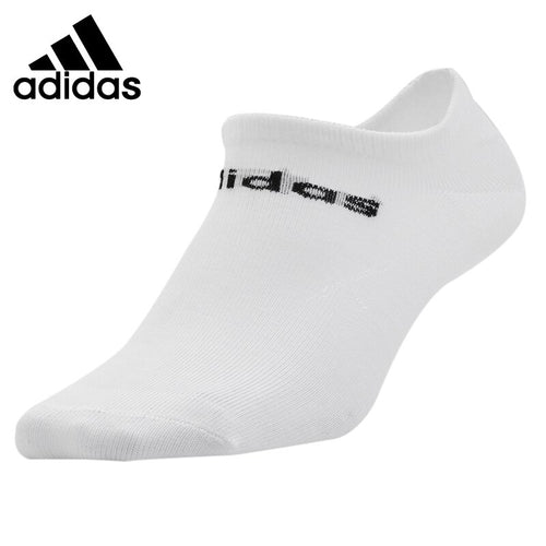 Original New Arrival  Adidas Neo Label BS NO-SHOW 1PP Unisex Sports Socks( 1 pair )