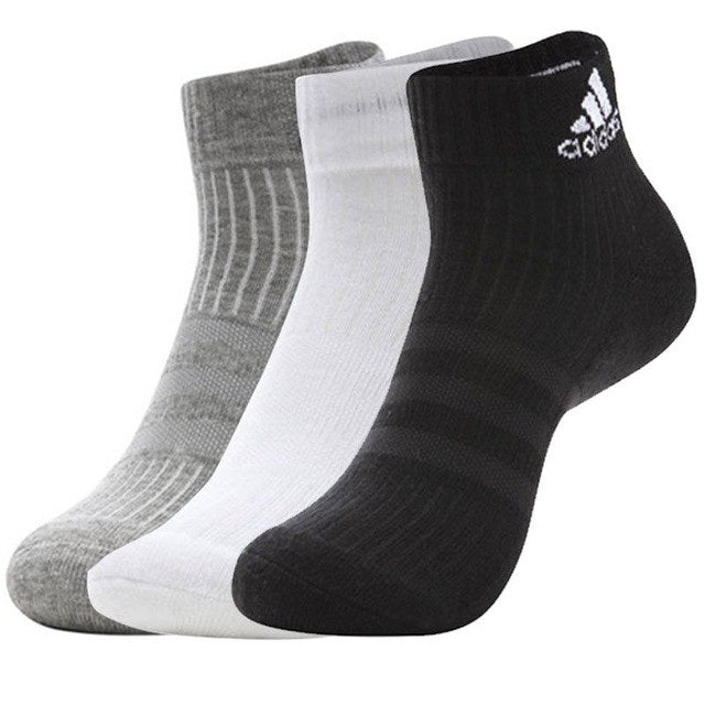 Original New Arrival  Adidas 3S PER AN HC 3 Pairs Unisex Sports Socks