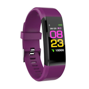 Outdoor Heart Rate Monitor Rate Monitoring Pedometer Fitness Equipment Wireless Sports Watch Fitness Equipment