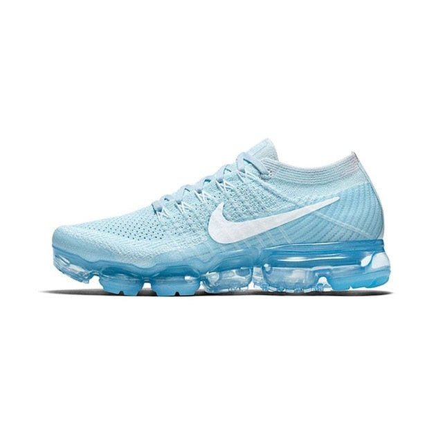 NIKE Air VaporMax Be True Flyknit Men's Breathable Running Shoes Outdoor Sports