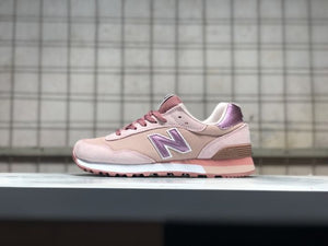 New pattern NEW BALANCE 515 series women's shoes retro sports shoes Badminton Shoes