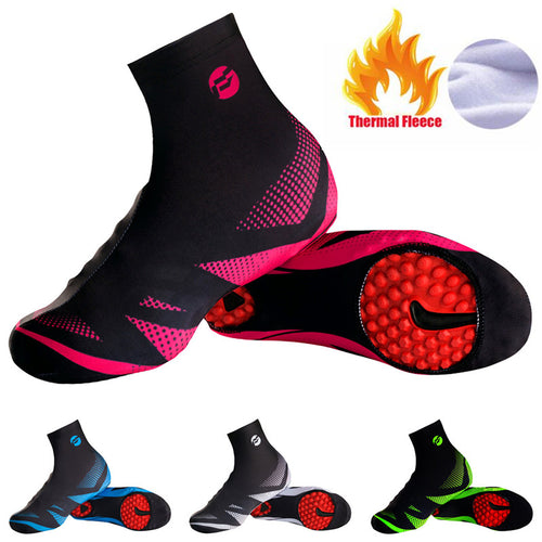 Thermal Cycling Shoe Cover Sport Fualrny MTB