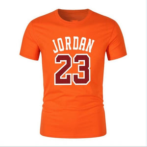High Quality New Arrivals Michael Jordan 23 Men's T shirt - SuRegaloExpress