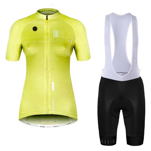 GOBIK outdoor summer short sleeve cycling jersey Racing Bike Pro team Cycling Clothing Maillot Ropa Ciclismo Mujer Uniformes D10 - SuRegaloExpress