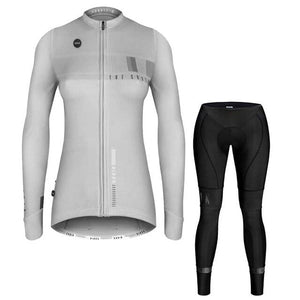 2019 new GOBIK Spring Autumn cycling jersey Racing Bicycle outdoor Long sleeve Breathable Clothing Maillot Ropa Ciclismo Mujer - SuRegaloExpress