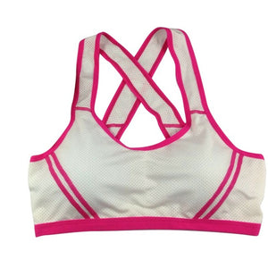 Sexy Sports Bra Woman Sportswear Padded Underwear Yoga Fitness Clothes For Ladies Vest Tank Tops Outdoor Athletic Vest