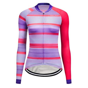 Women 2019 Cycling Jersey Set Racing Bike Clothing Wear Mtb Uniform Outfits Kit Bicycle Clothes Maillot Skinsuit Triathlon suits