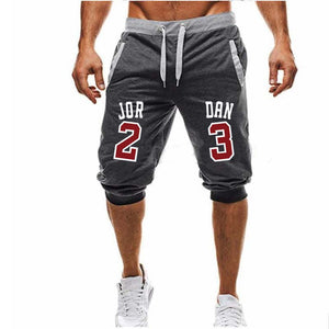 Classic version Brand Men Shorts Workout Jogger Sweatpants  Jordan 23 Fitness Mens Beach Board Shorts Quality Breathable shorts - SuRegaloExpress