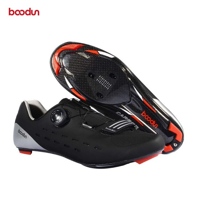 Carbon Fiber Cycling Shoes Road Bike - SuRegaloExpress
