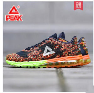 Original Peak new men's shoes lightweight breathable running shoes Wearable sports shoes breathable sports shoes