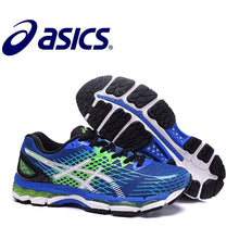 Cargar imagen en el visor de la galería, Official Authentic ASICS GEL-KAYANO 17 Sneakers Stability Running Shoes ASICS Sports Shoes Sneakers Outdoor Athletic GQ