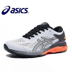 Asics Running Shoes 2019 New Arrivals Original Asics Gel-Kayano 25 Men's Sports Shoes Sneaker Asics Gel Kayano 25 - SuRegaloExpress