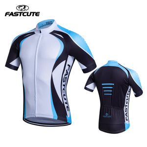 FASTCUTE Wear MTB Cycling Clothing Racing Cycling Jersey Hilai Pro Ropa Ciclismo Bike uniform Cycle shirt  Maillot Rock Bicycle - SuRegaloExpress