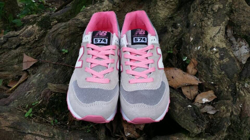 NEW BALANCE women's retro jogging shoes Badminton Shoes
