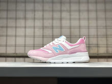 Cargar imagen en el visor de la galería, NEW BALANCE high-end 997HPL complete set of abrasives combination big sole women Badminton Shoes