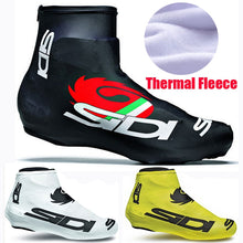 Cargar imagen en el visor de la galería, Winter Fleece Thermal Bicycle Cycling Overshoes Shoes