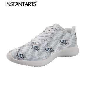 INSTANTARTS Zapatos Mujers  Bicycle/Bike - SuRegaloExpress