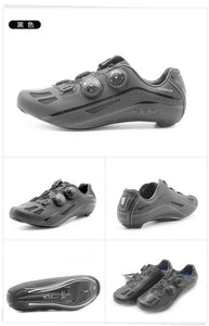 Professional Road Bike SPD Carbon Cycling Shoes