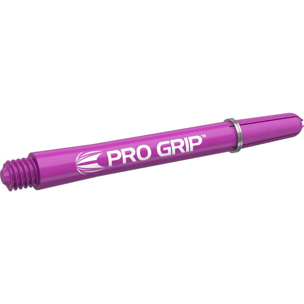 Target Pro Grip Stems Purple Intermediate