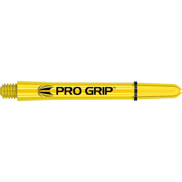Target Pro Grip Stems Yellow Medium