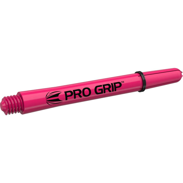 Target Pro Grip Stems Pink Intermediate