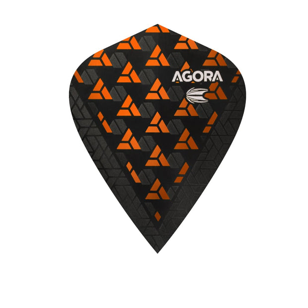 Target Ultra Ghost + Flight Agora Orange Kite