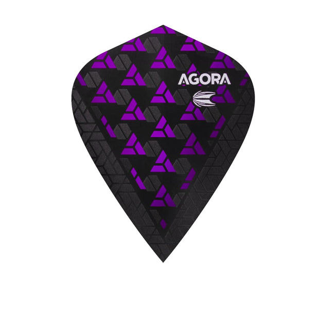 Target Ultra Ghost + Flight Agora Purple Kite