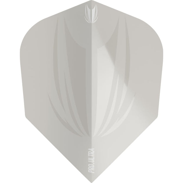 ID Pro.Ultra Grey No.6 Standard Flights Target Darts 2019