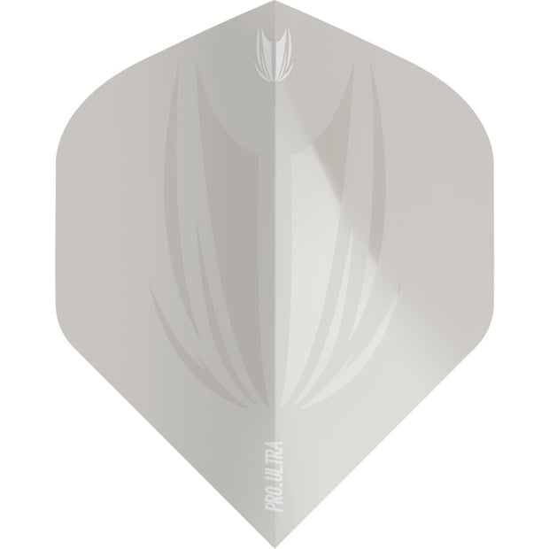 ID Pro.Ultra Grey No.2 Standard Flights Target Darts 2019