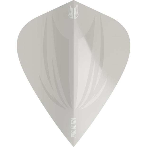 ID Pro.Ultra Grey Kite Flights Target Darts 2019