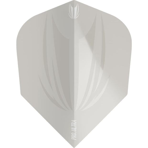 ID Pro.Ultra Grey Ten-X Flights Target Darts 2019