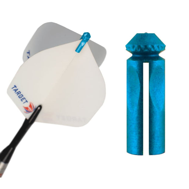 Target Darts Flight Protector Blue | Target Darts | AS Pub Sports