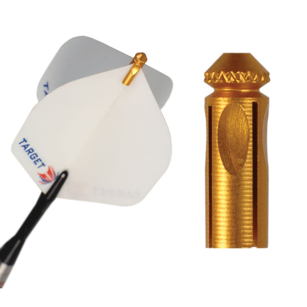 Target Darts Flight Protector Gold | Target Darts | AS Pub Sports