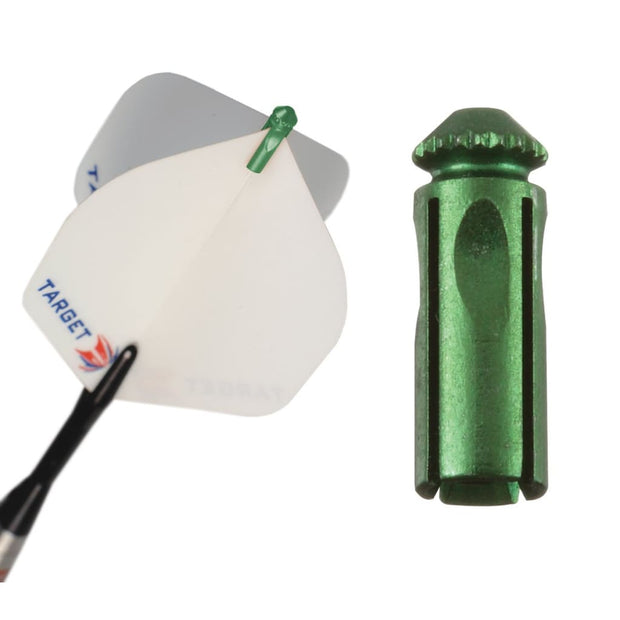 Target Darts Flight Protector Green | Target Darts | AS Pub Sports