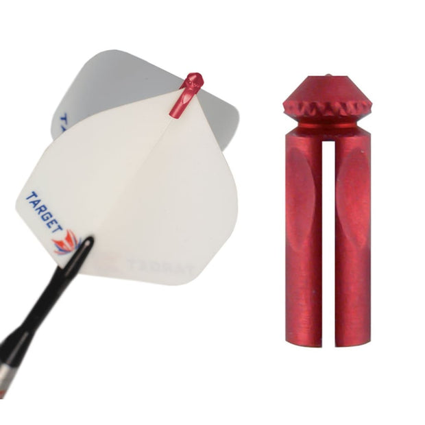 Target Darts Flight Protector Red | Target Darts | AS Pub Sports