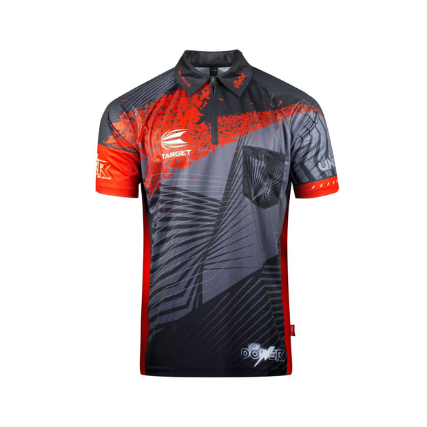 Target Darts Phil Taylor Power Cool Play Darts Shirt 2018 - 4XLarge - Target Darts