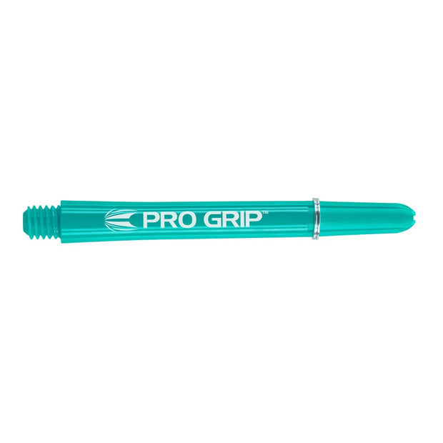 Target Darts Pro Grip Stems Aqua Intermediate | Target Darts | AS Pub Sports